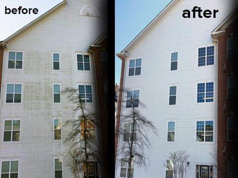Multi Unit Housing Wash