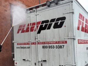 Truck Fleet Washing Baltimore